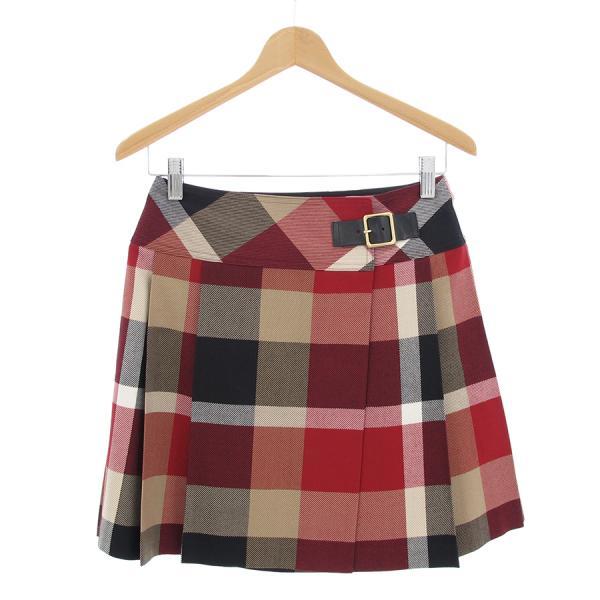 今月の買取実績:ブルーレーベルクレストブリッジ スカート