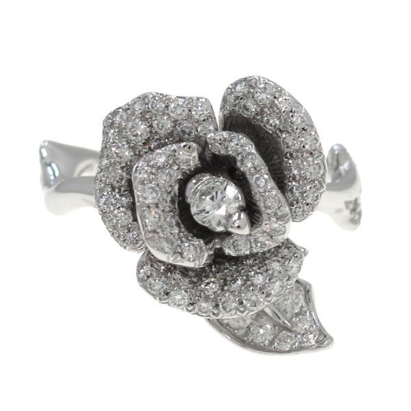 今月の買取実績:C.Dior ローズディオールバガテルダイヤリング