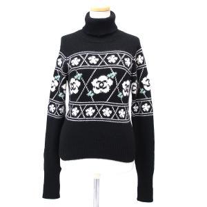 今月の買取実績:シャネル 95Aセーター