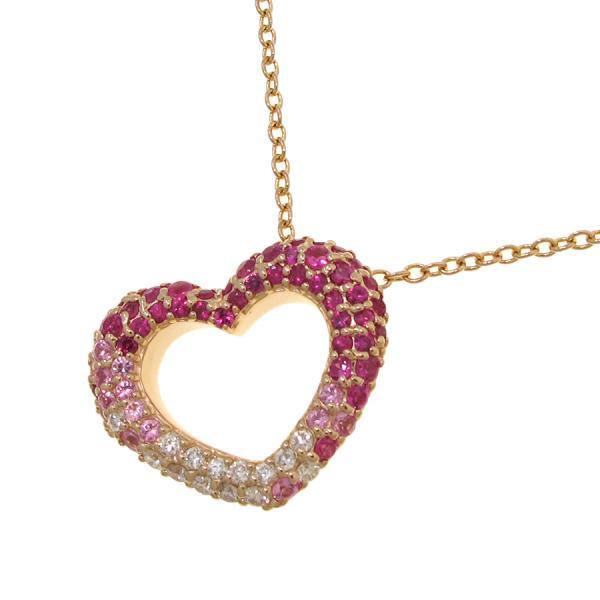 今月の買取実績:ポンテヴェキオ エモツィオーネネックレス/S/ピンクサファイア&ダイヤ