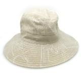 エルメス帽子白